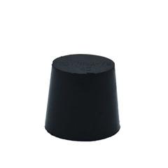 Пробка резиновая №40 35/45 миллиметров