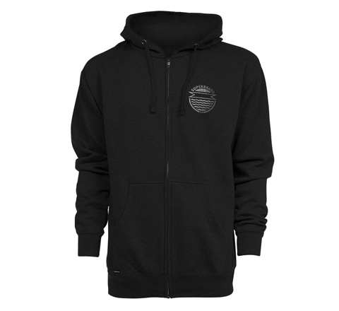 Толстовка SUPERBRAND Litho Zip Up Fleece
