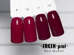 Гель лак Fresh Prof Red Queen 10мл R12