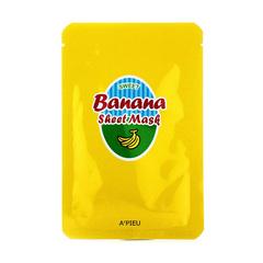 АП Маска для лица тканевая A'PIEU Banana & Honey Sheet Mask