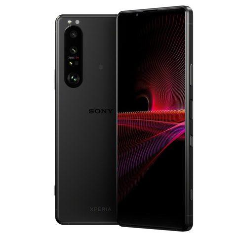Смартфон Sony Xperia 1 III цвет чёрный