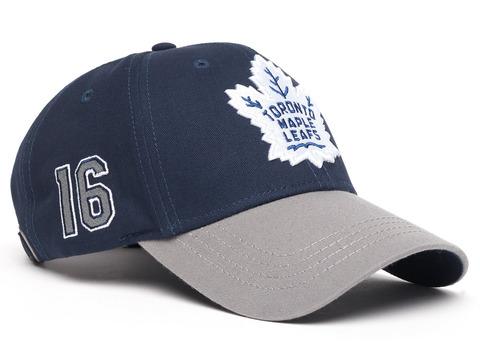 Бейсболка NHL Toronto Maple Leafs № 16
