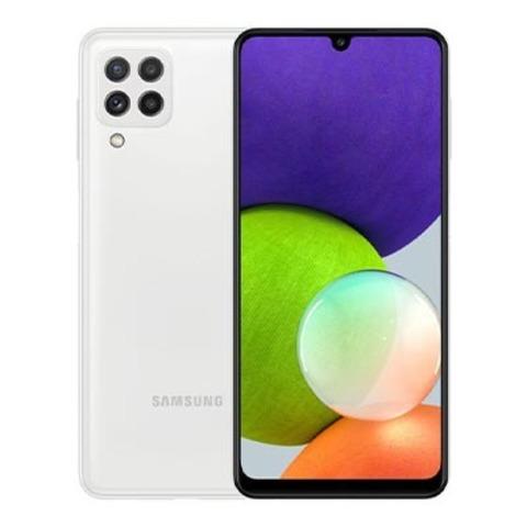 Samsung Galaxy A22, 4/64 ГБ, Белый