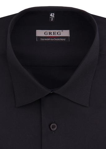 Сорочка Greg 340/319/BLK/Z