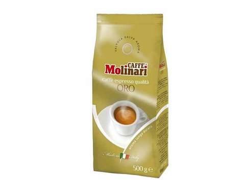 Кофе в зернах Molinari ORO, 500 г