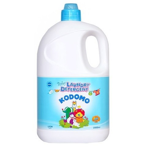 Жидкое средство для стирки детского белья Lion Kodomo (2000 мл)