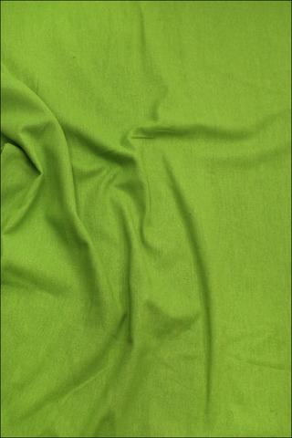 Зеленый, хлопок-лен