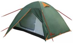 Палатка Totem Trek 2 (V2), зеленый