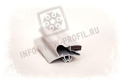 Уплотнитель для холодильного шкафа Caravell . Размер 155,5*57,5 см Профиль 008/003(АНАЛОГ)