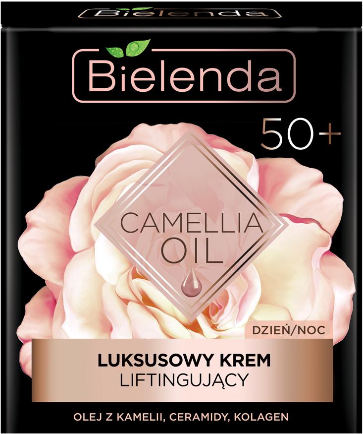 CAMELLIA OIL Эксклюзивный крем-концентрат против морщин 50+ день/ночь, 50 мл