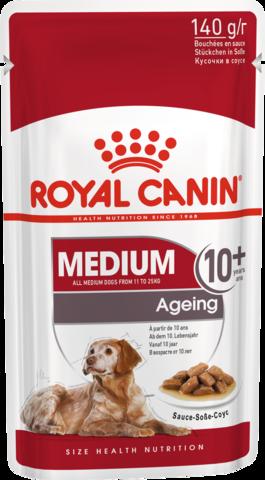 Royal Canin MEDIUM AGEING 10+ для собак средних пород старше 10 лет