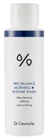 Dr.Ceuracle Pro-balance morning enzyme wash Утренний энзимный скраб 50 гр