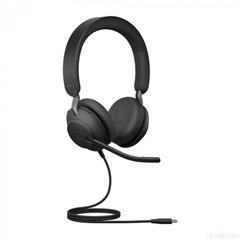 Jabra Evolve2 40 Stereo UC проводная гарнитура USB-C ( 24089-989-899 )