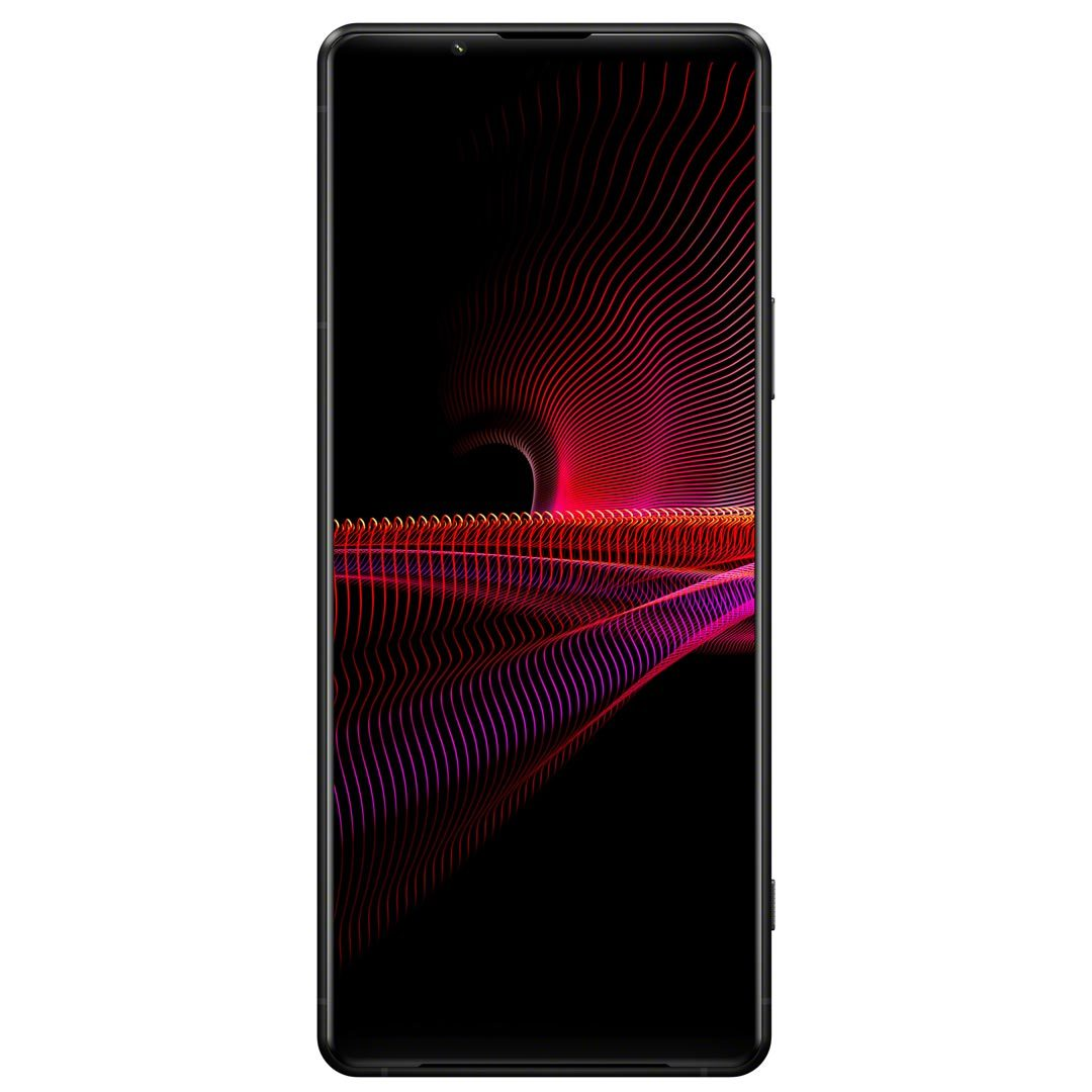 Смартфон Xperia 1 III чёрного цвета купить в Sony Centre