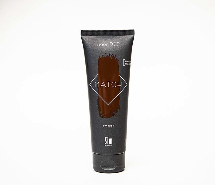 CARE165-2 Оттеночный бальзам для волос SensiDO Match Coffee (шатен, 125 мл)