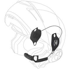Установочный комплект INTERPHONE для шлемов Schuberth и SHOEI