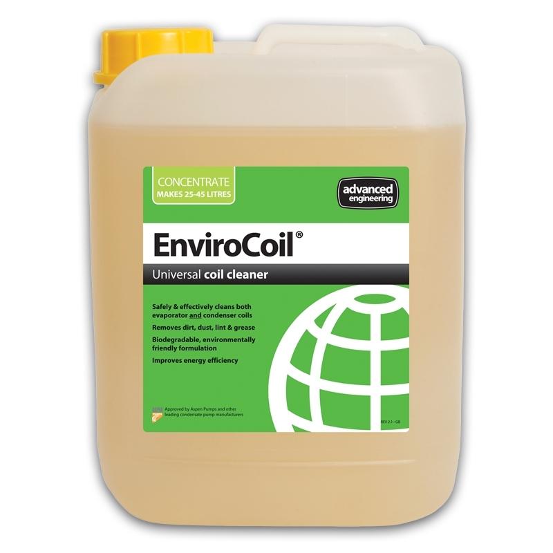 Концентрат EnviroCoil (Средства для ухода за теплообменниками внутри помещения)