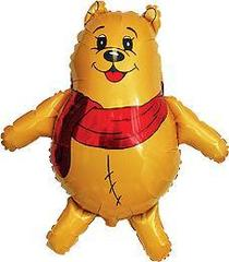 F Мини-фигура, Медвежонок в шарфике, 14