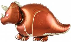 КФигура, Динозавр Трицератопс, 36''/91см.