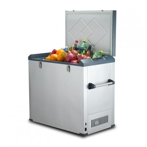 Компрессорный автохолодильник COLKU DC112-F (12V/24V/220V, 112л)