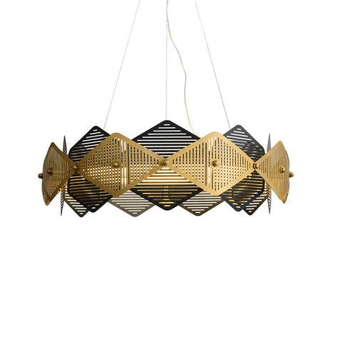 Подвесной светильник Skrit by Light Room ( золотой+черный )