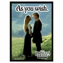 Legion Supplies - Princess Bride: As You Wish Протекторы матовые 50 штук