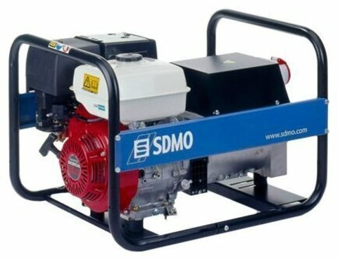 Кожух для бензинового генератора SDMO HX5000T S (4000 Вт)