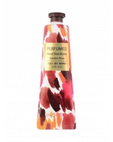 СМ Hand P Крем для рук Perfumed Hand Shea Butter -Garden Rose- 30мл