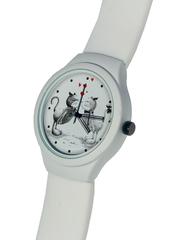 Часы наручные Любовь белые