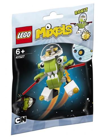 LEGO Mixels: Рокит 41527 — Rokit — Лего Миксели