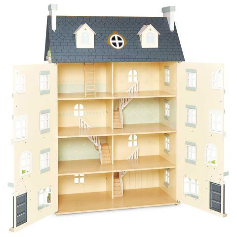 Le toy van. Кукольный домик Королевский дворец