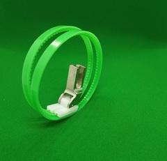 Фото: Лапка тефлоновая с кольцами TRF-1