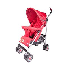 Коляска трость Baby Care CityStyle, (Red)
