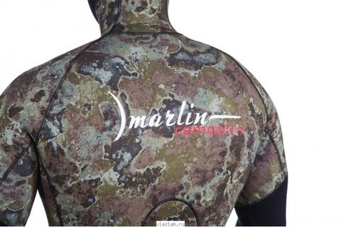 Гидрокостюм Marlin Camoskin Green 9 мм – 88003332291 изображение 12