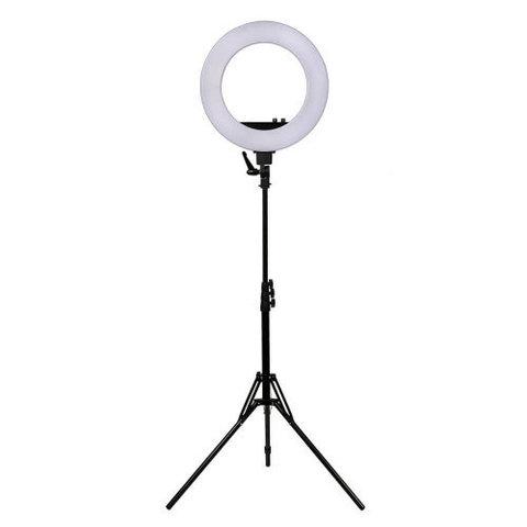 Кольцевая  светодиодная лампа Led 18