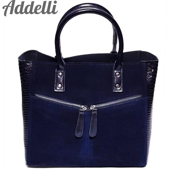Женская сумка 28713-11 Blue, синий