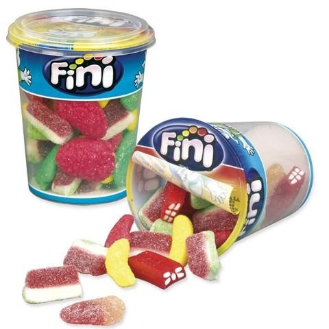 Жевательный мармелад Fini mix в стакане 200 гр