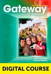 Mac Gateway 2Ed B1+ Online Workbook (code only)