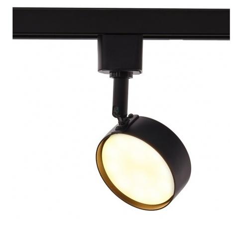 Трековый светильник IMEX IL.0010.2166 GX53 черный