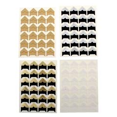 Уголки для фотографий с кармашками для альбомов, набор 24 шт.