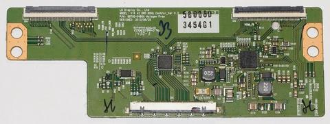 6870C-0480A model V14 60Hz Control_Ver:0.3 телевизора LG