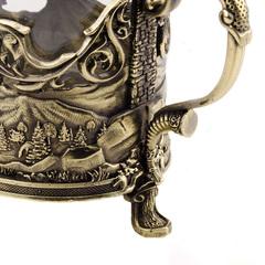 Коллекционный сувенирный подстаканник «Кавказ», фото 13