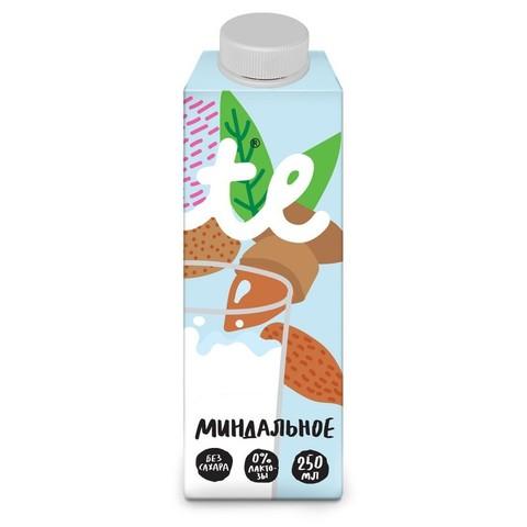Растительное молоко Миндальное Take a Bite 0.25л