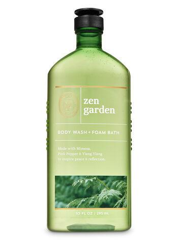 Гель для душа Bath&BodyWorks Aromatherapy Zen Garden 295 мл