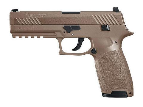 Пневматический пистолет SIG Sauer P320 4.5 мм (P320-177-CT)