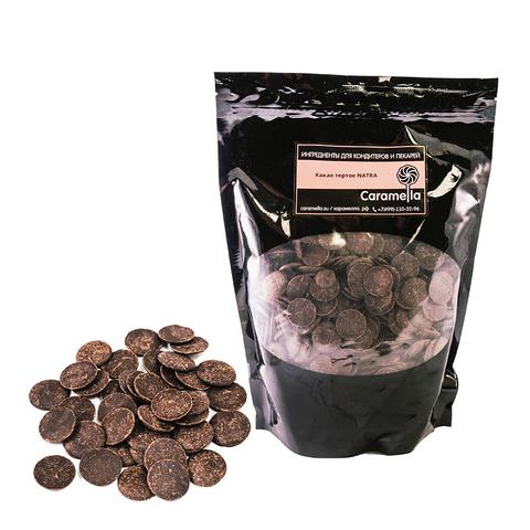 Какао тертое в дропсах Natra, 1 кг