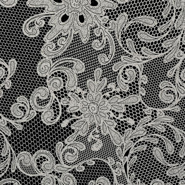 17844 Lace Black/Platin