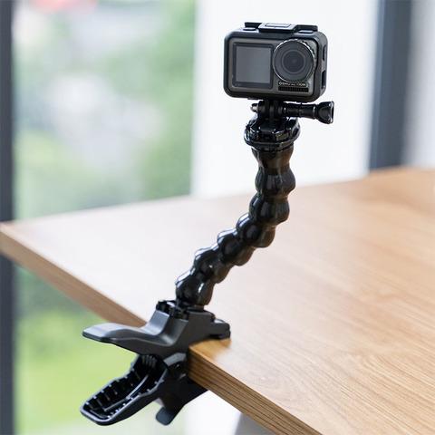 Зажим с гибким креплением для экшн-камеры Telesin GP-JFM-001