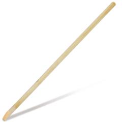 Черенок для грабель/косы (диаметр 32 мм, длина 2000 мм)