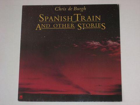 Chris De Burgh / Spanish Train And Other Stories (LP)